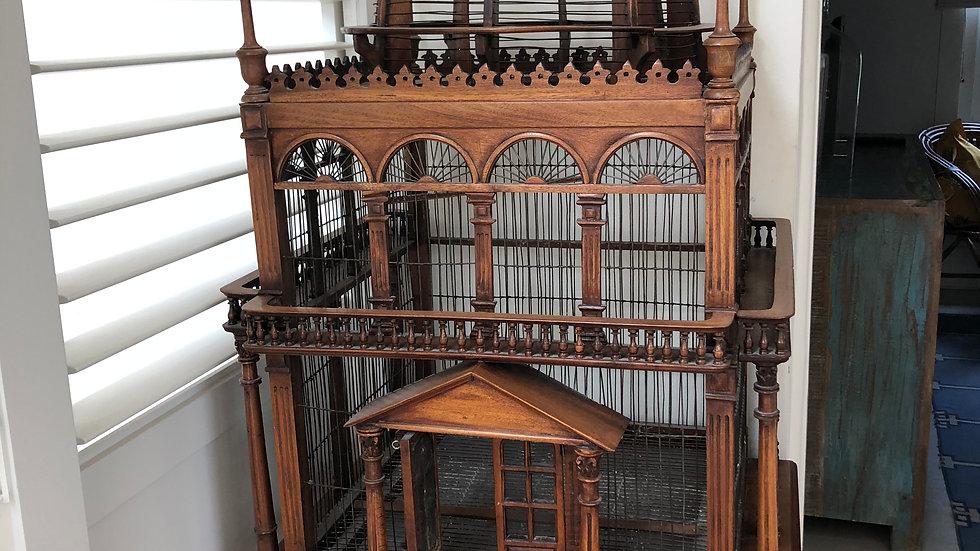 Vintage -  Gothic Bird Cage