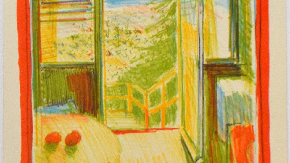 Brian Seidel - Interior Noon 1994
