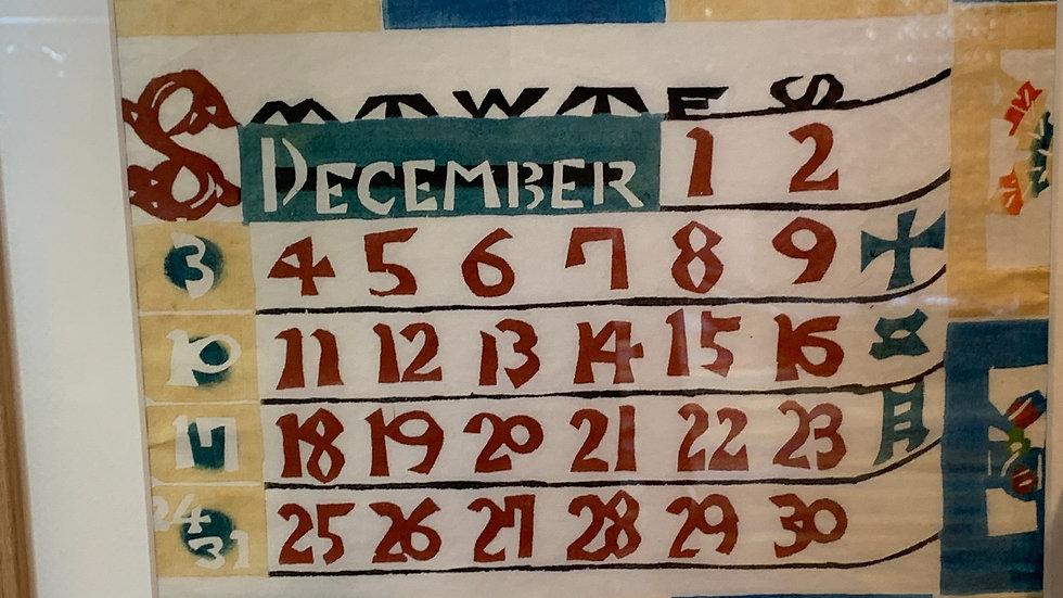 Keisuke Serizawa 'December'
