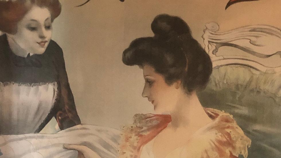 Original French Poster - A La Place Clichy 1901