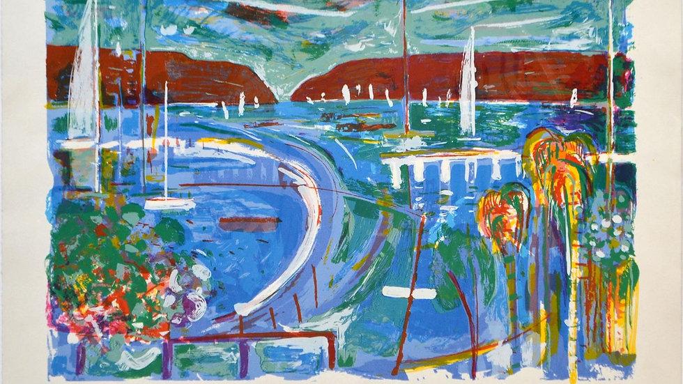Susan Baird - Aqua Marina 1997