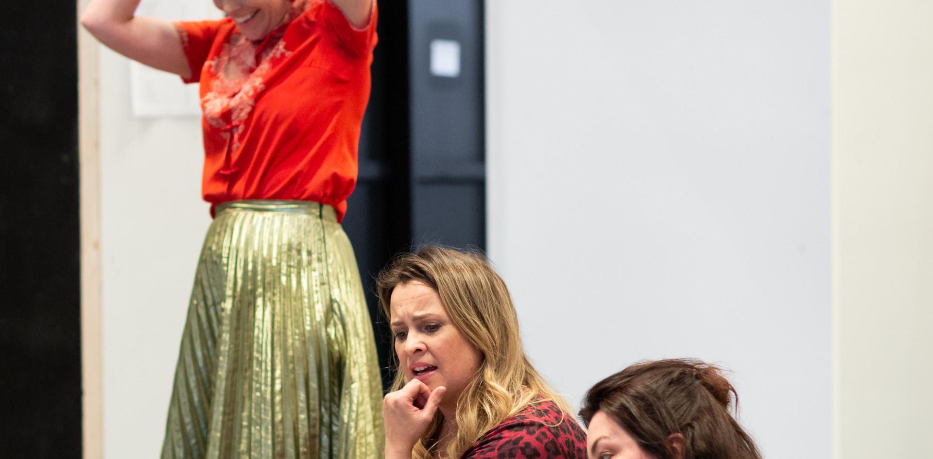 Victorian Opera Lorelei Rehearsal Photographer Bri Hammond