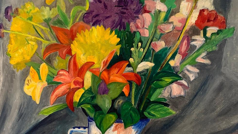 Jeffrey Makin 'The Portuguese Vase' 1990's