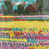 Kejiro Hasegawa 'Flower fields in spring'