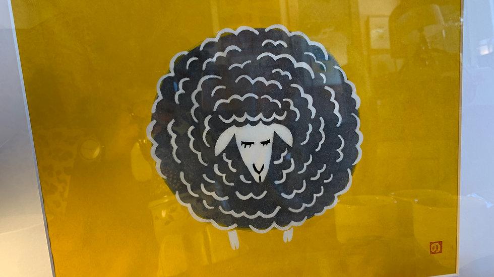 Nobuyuki Takai 'Mary, Year of the Sheep' 2016