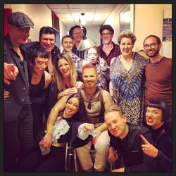 The Cast of Tom Waits for No Man