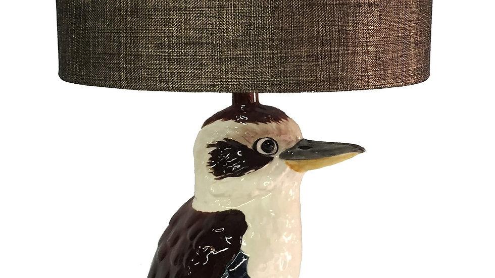 Kookaburra Lamp Base - STUDIO AUSTRALIA