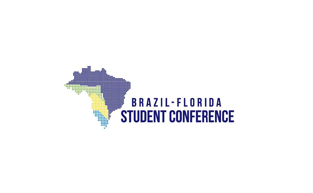 Brazil-Florida Student Conference Logo
