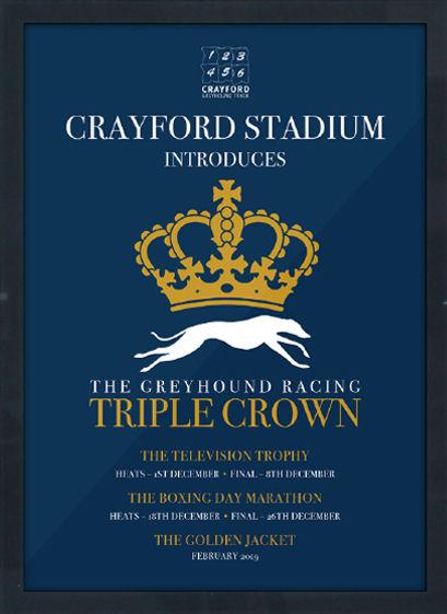 Triple crown poster frame.jpg