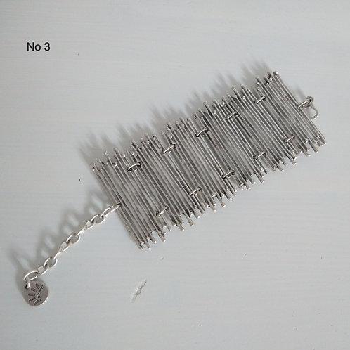 Hatti Metal Bracelets Cuff No 3