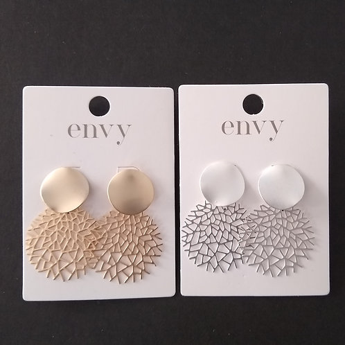 Envy Matt Branch Earrings