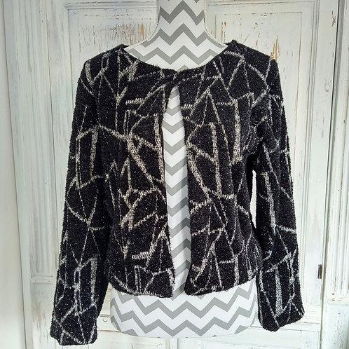 Fiona Short Lurex Jacket
