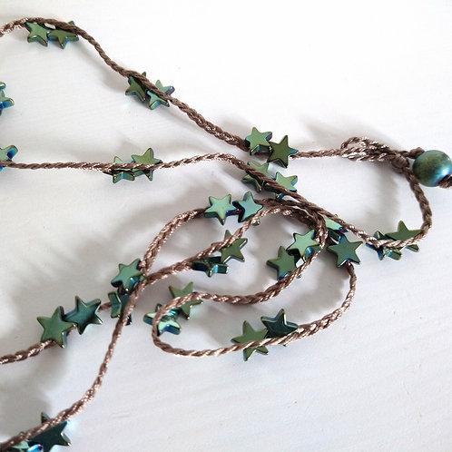 Etnika Delicate Star Necklace