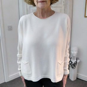 Keeping up Appearances and January Jumpers