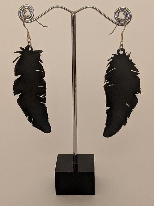 Paguro Angel Earrings