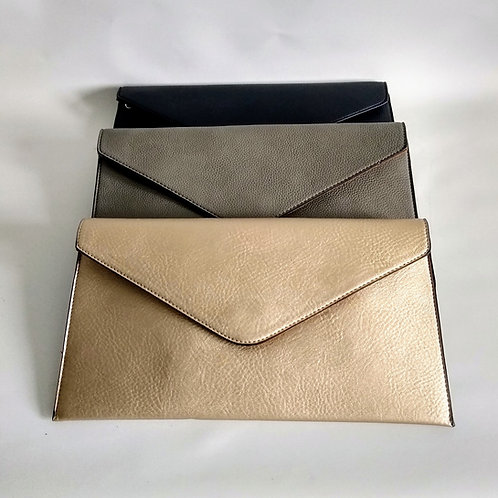 Value PU Clutch Bag