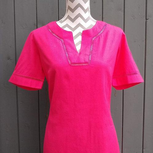 Linen Dress by Pomodoro