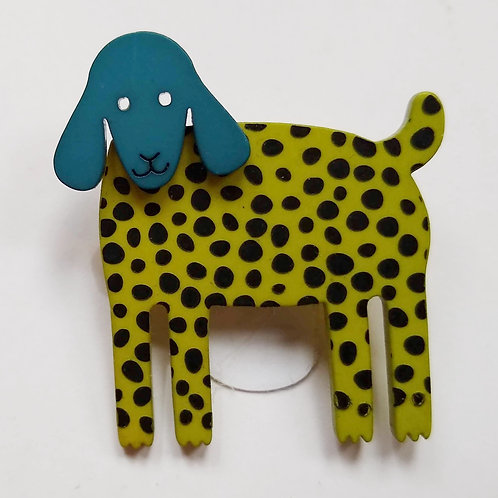 Quirky Brooches from K Form Sweden