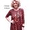 Thumbnail: Animal Print Parachute Dress