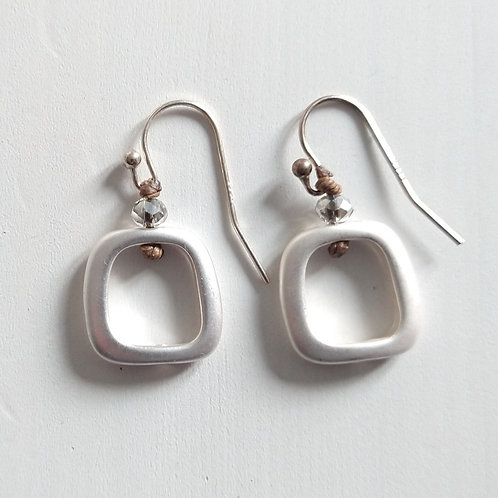Etnika Hollow Bead Earrings