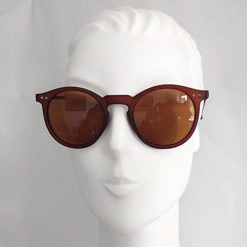 Round Narrow Arm 21 Sunglasses
