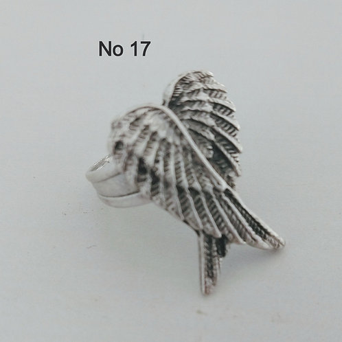 Hatti Metal Ring No 17