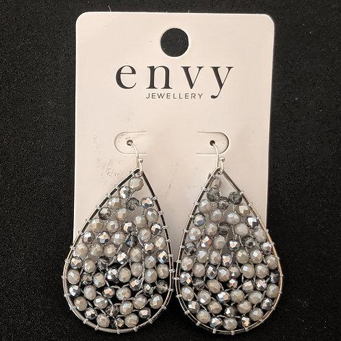 Envy Crystal drop Earrings