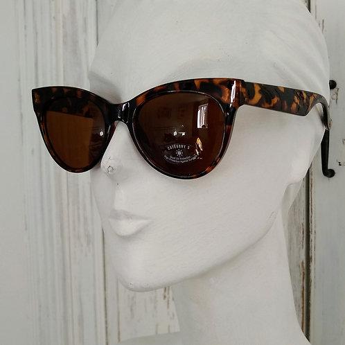 Powder Tortoiseshell Sunglasses