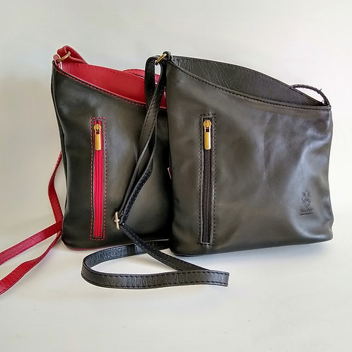 Small Leather Cross Body Bag