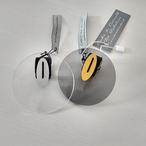 Christina Brampti Disc Ring