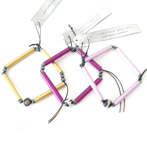 Christina Brampti Pru Bracelets