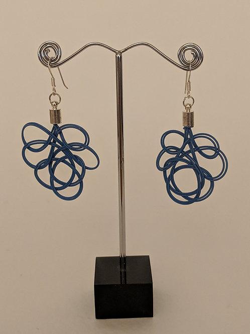 Paguro Flamenco Earrings