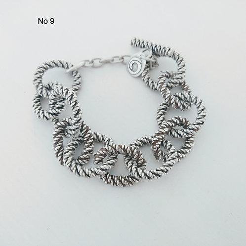 Hatti Metal Bracelets No 9