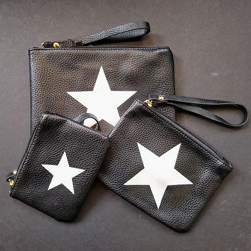 Black Star PU Bags
