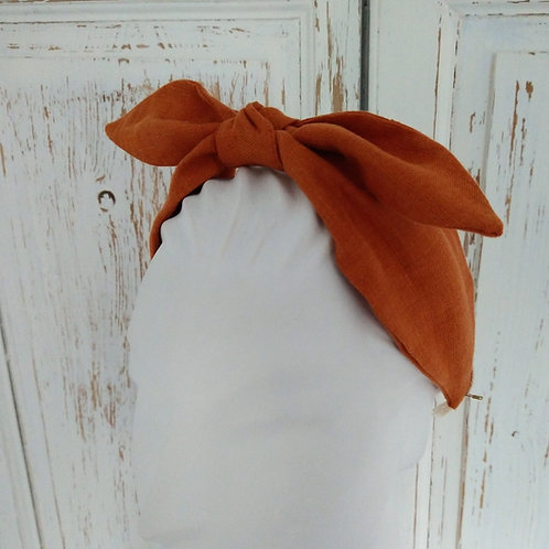 Handmade Linen Headbands