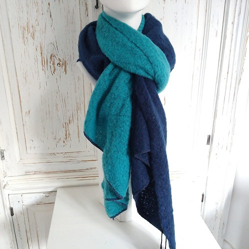 MSH Tapered End Fluffy Scarf