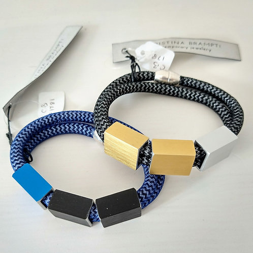 Christina Brampti Chunk Bracelet