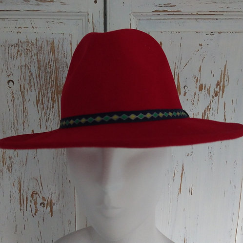 Red Ladies Stetson