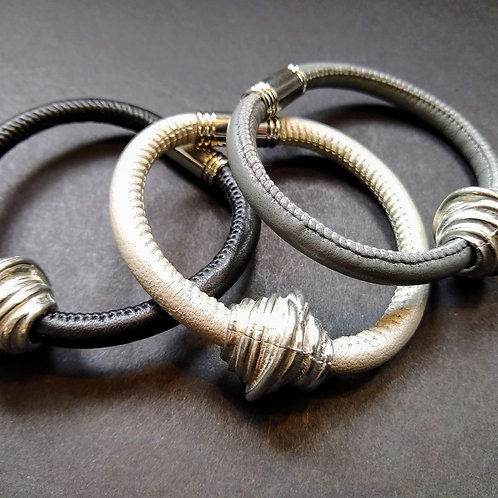 Strata Wire Bracelets