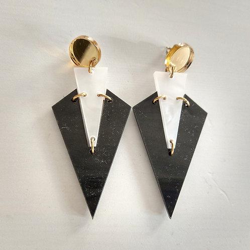 Toolally Art Deco Earrings