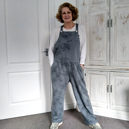 Hope Stretch Jersey Dungarees