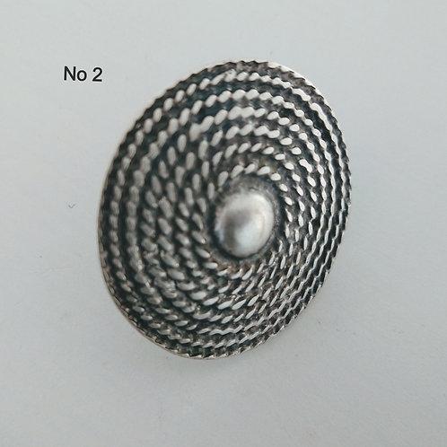 Hatti Metal Ring No 2