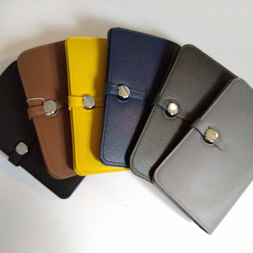 PU Travel Wallet, Purse and Clutch