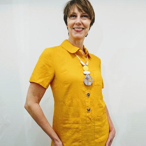 Pomodoro Safari Dress