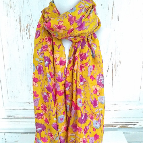 Lisa Angel Country Garden Scarf