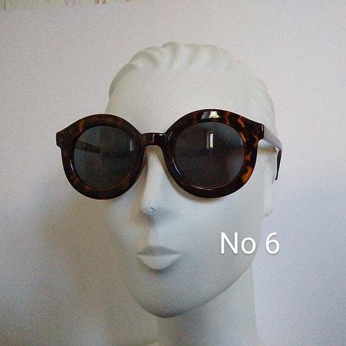 Sunglasses no 6