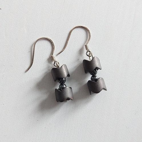 Etnika Double Drop Earrings