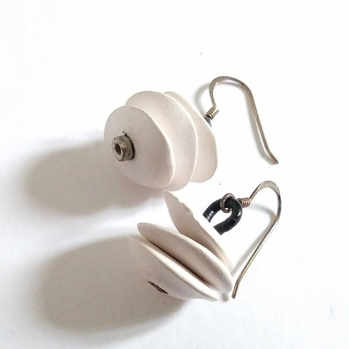 Gracie J Porcelain Earrings