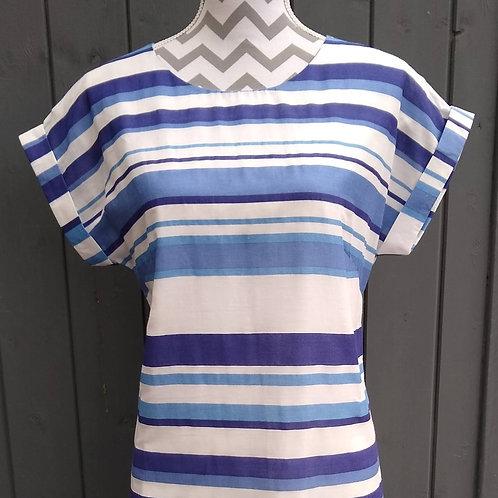 Deck Stripe Dress by Pomodoro