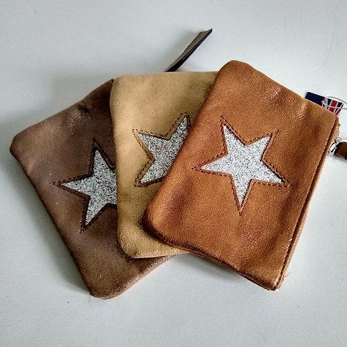 Soft Touch Star Purse